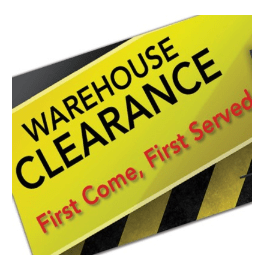 charity box clearance